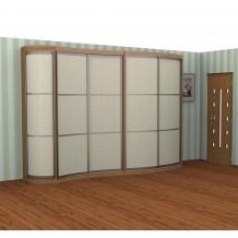 Компановка шкафов-купе (вариант 1)