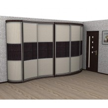 Компановка шкафов-купе (вариант 3)