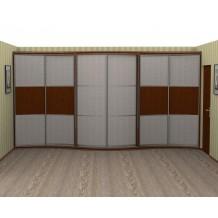 Компановка шкафов-купе (вариант 4)