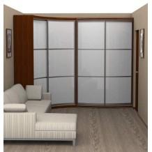 Компановка шкафов-купе (вариант 6)