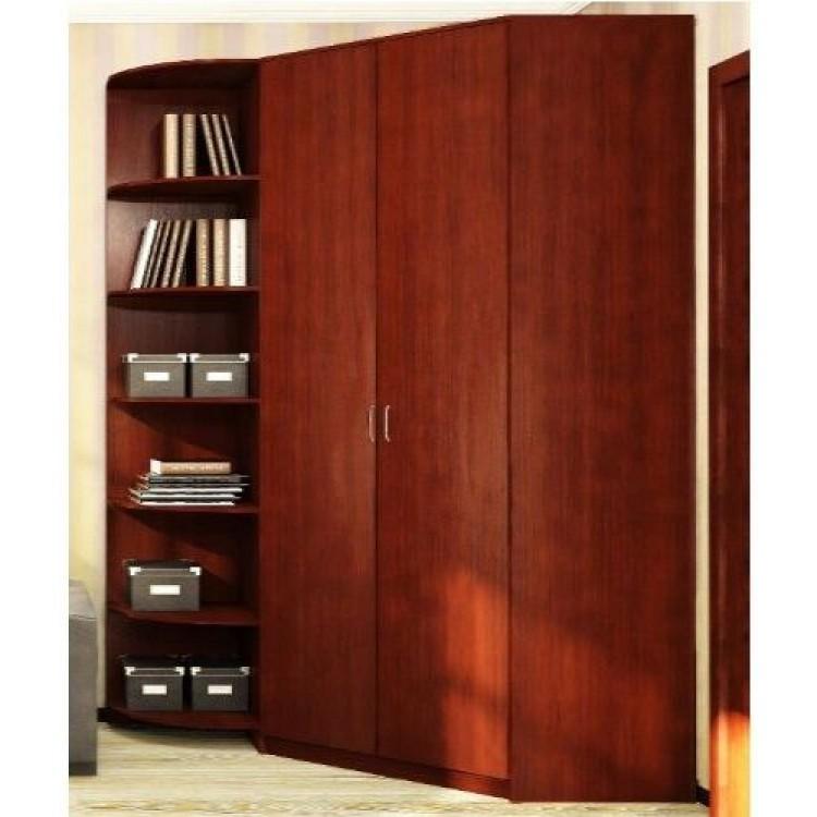 Купить шкаф распашной угловой двухстворчатый шру 9 - 18.