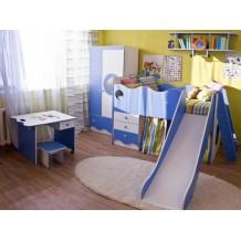 Детская комната  Морячок (синий)