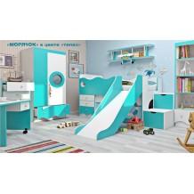 Детская комната  Морячок (топаз)