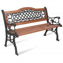 Скамейка садовая Monaco Park Bench sd3662
