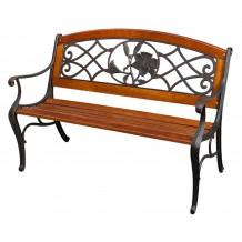 Скамейка садовая Lily bench sd3532