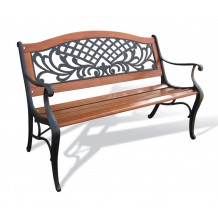 Скамейка садовая Conoe Park Bench sd3652br