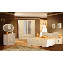 Спальня Верона (жемчуг глянец)