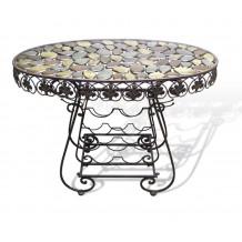 Винный столик овальный sw090517