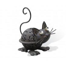 Подсвечник кошка swa03641